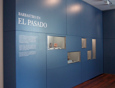 MUSEO DE BARBASTRO